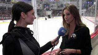 Супруга хоккеиста Ивана Вишневского рассказала об обоюдных «подколах» с женами уфимских соперников