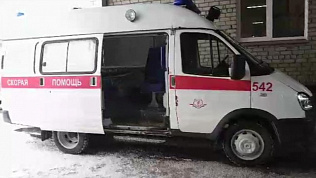 Неизвестные обстреляли «скорую помощь» в Челябинске