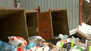 Следователи возбудили уголовное дело после обнаружения мертвого младенца в мусоре на ЧМЗ