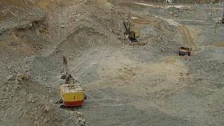 600 рабочих мест на месторождении золота
