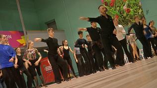 Итальянский танцор Маурицо Весково провел мастер-класс в Челябинске