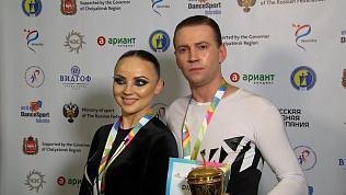 Российские танцоры стали победителями Чемпионата мира по танцевальному спорту