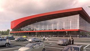 Проект нового аэропорта представили в Челябинске