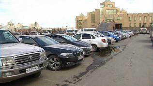В городе появится более тысячи платных парковочных мест
