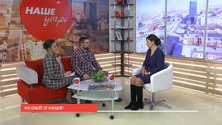 Наше УТРО на ОТВ – сезон клещей открыт!
