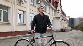 В Челябинске появился первый «веловрач»