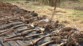 В Орловской области с почестями похоронили героев Великой отечественной войны