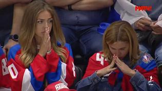 Все голы хоккейного матча «Россия» vs «Канада»