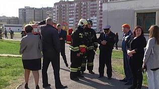 Стали известны подробности «минирования» школы в Магнитогорске