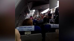 Самолет Анталья-Челябинск совершил экстренную посадку из-за разгерметизации