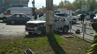 В отношении водителя БМВ, который устроил смертельную аварию, возбудили уголовное дело
