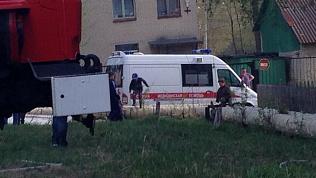 Горящую стиральную машинку и мужчину без сознания обнаружили спасатели в квартире Миасса