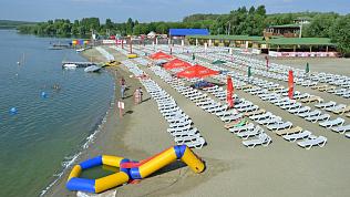 Челябинские пляжи не готовы к началу купального сезона