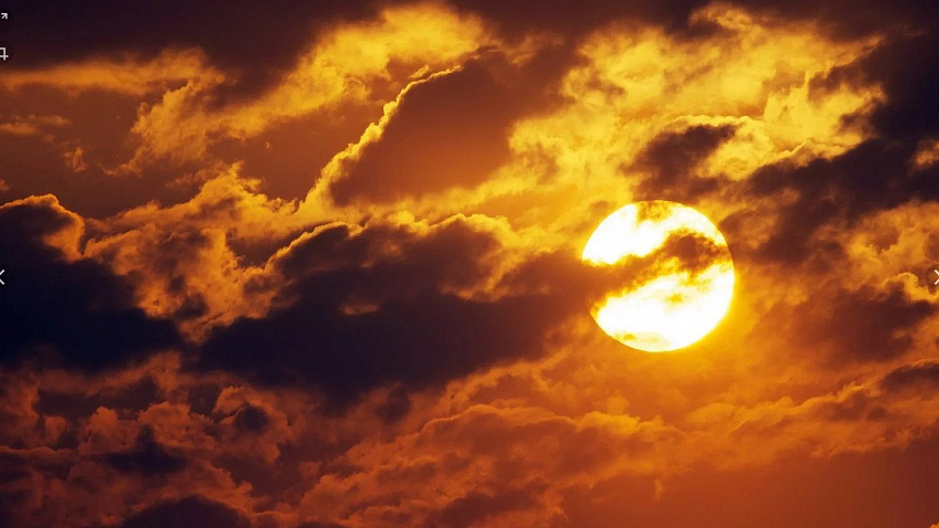 В Челябинск придет летняя погода на два дня