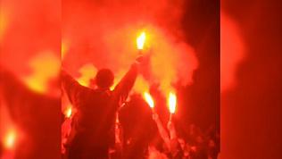 Фанаты «зажгли» дворец спорта Юность на концерте Макса Коржа