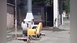 Как «моются» трамваи в Челябинске? Видео
