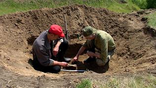 Кости древних животных обнаружены в Челябинской области