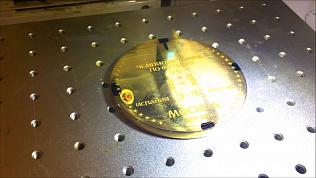 Золотую медаль-талисман изготовила южноуральская компания для Игоря Акинфеева