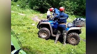 Сразу двум жительницам Челябинской области на выходных потребовалась помощь спасателей