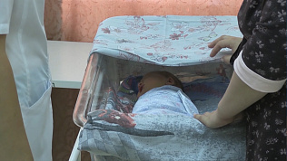 В роддомах новорожденным будут дарить подарки