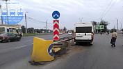 Пассажирке маршрутки в Челябинске выбило зубы во время ДТП