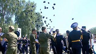 80 молодых офицеров ЧВВАКУШ получили дипломы