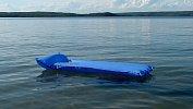 Спасатели нашли в озере мальчика, которого отнесло ветром на надувном матрасе