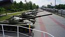 Челябинцы освежат пушки и танки в «Саду Победы»