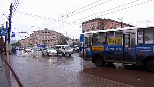 На центральных улицах могут появиться выделенные полосы