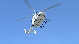 Спасать пациентов из отдаленных районов Южного урала будет вертолет