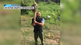 Эльбрус Нигматуллин подарит мэру Москвы сукмар
