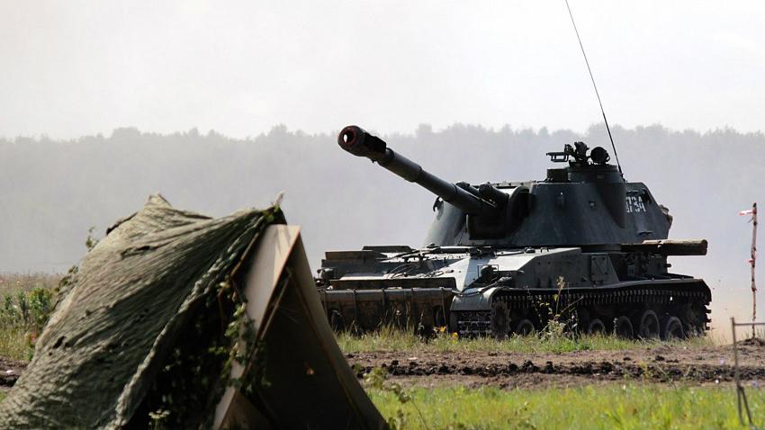 Под Чебаркулем военные устроят «танковую карусель»