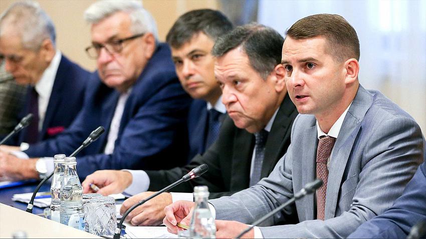 В Государственной Думе прошло первое заседание рабочей группы по совершенствованию пенсионного законодательства