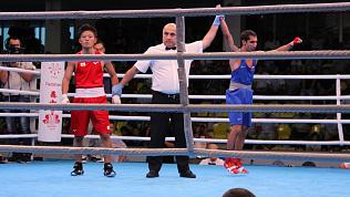 Боксер из Челябинской области стал Чемпионом мира среди студентов