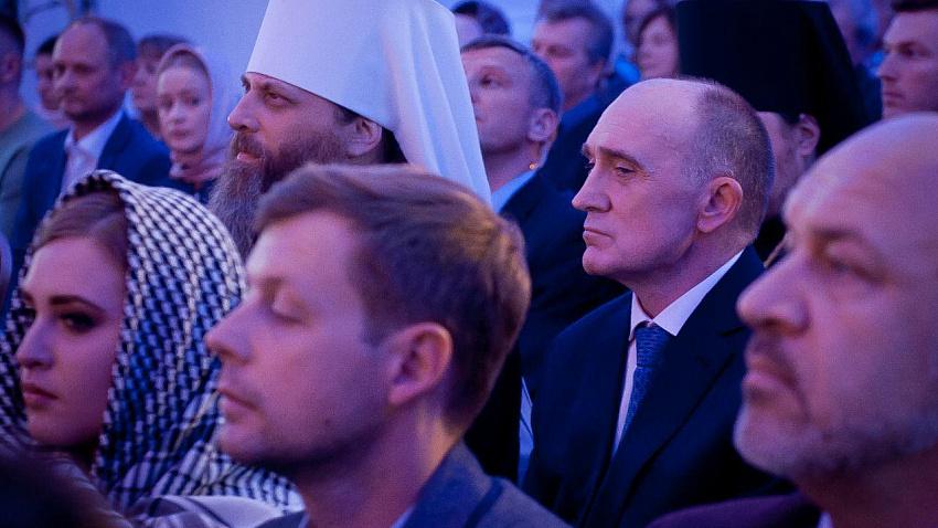 Борис Дубровский открыл фестиваль духовной музыки