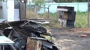 Сотрудники ГИБДД спасли жителей горящего дома