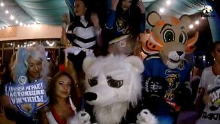 Масштабная вечеринка состоялась в одном из баров Сочи после матча одноименной команды против «Трактора»