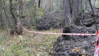 Оползень в Катав-Ивановске изучают южноуральские специалисты