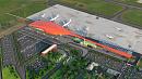 Аэропорт в Челябинске обновляют строго по графику