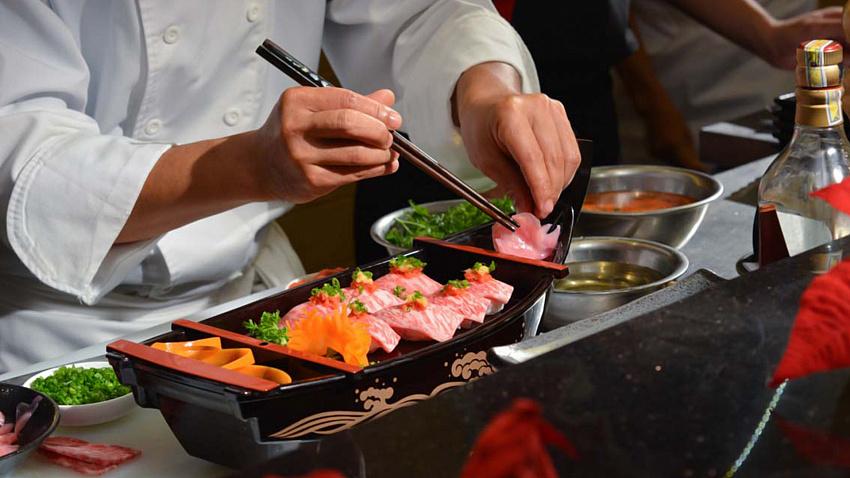«Дни Японии» начались со сравнения национальных блюд