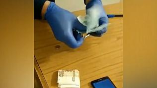 Около 55 грамм наркотиков изъяли у приезжего челябинские полицейские