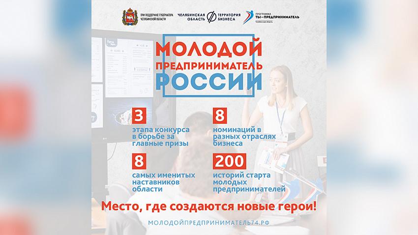 Социальный лифт подан: стартует «Молодой предприниматель России»
