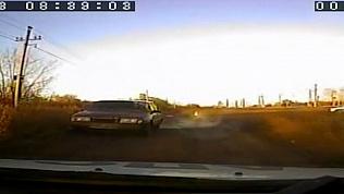 Пьяный водитель автомобиля «Иж» сбил пешехода в Копейске