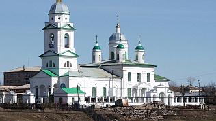 Площадь у Свято-Троицкого собора предстанет в обновленном виде