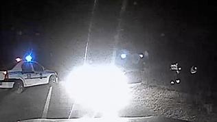 Пьяного водителя задержали автоинспекторы Магнитогорска