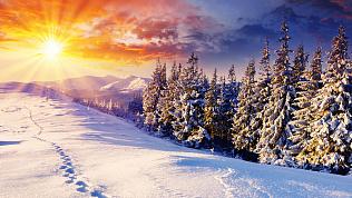 Поучаствовать в фотоконкурсе «Уральская зима» приглашают южноуральцев