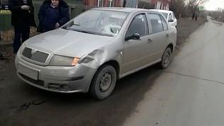 Две пенсионерки попали под колеса иномарки в Троицке