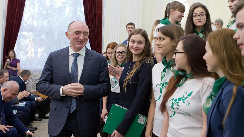 Бориса Дубровского переизбрали председателем движения «За возрождение Урала».
