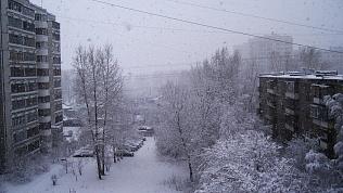 Снегопад продолжится в Челябинской области до конца недели