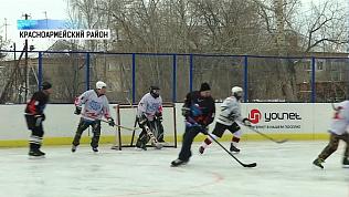 В поселке возрождают хоккейный клуб «Октябрь»